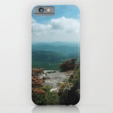 Blue Ridge Mountains iPhone 6s Slim Case