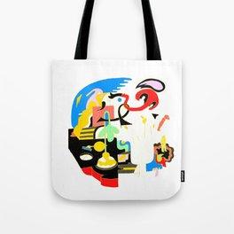 Faces - Mac Miller Tote Bag