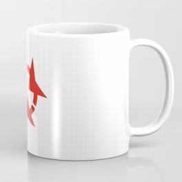 oita region flag japan prefecture Coffee Mug