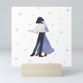 Howl & Sophie Mini Art Print