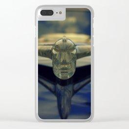 Pontiac Clear iPhone Case