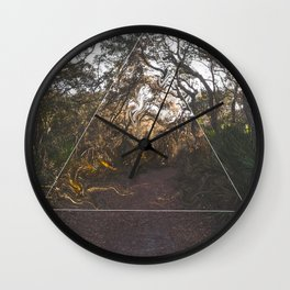 The High Road Wall Clock