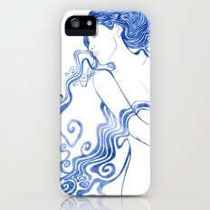 Water Nymph LXVII iPhone SE Slim Case