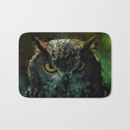 Owl - Owlish Tendencies Bath Mat