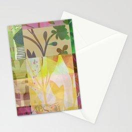 Perennials at Dusk Stationery Cards