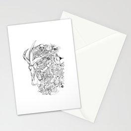 SHREDDER DOODLE Stationery Cards