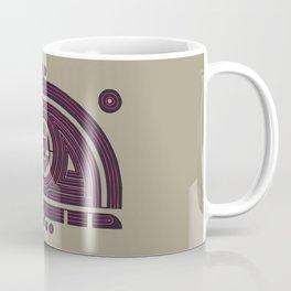 Neon Flux Coffee Mug