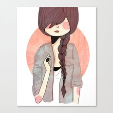 Some Fashion Canvas Print