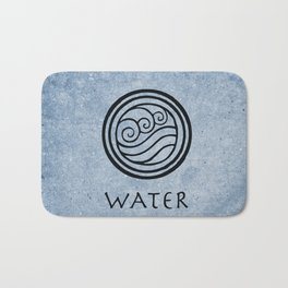 Avatar Last Airbender - Water Bath Mat