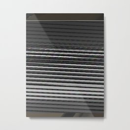 Bent #19: Descent Metal Print