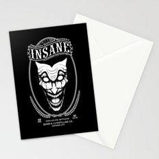 Insane Whiskey Stationery Cards