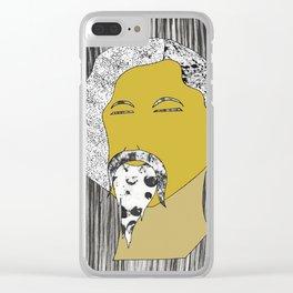 CABEZA Clear iPhone Case