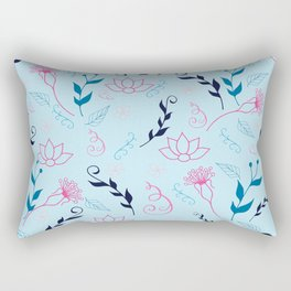 Flower Power 06 Rectangular Pillow