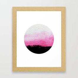 C18 Framed Art Print