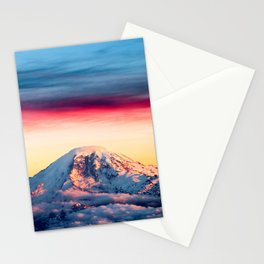 High on a Mountaintop Stationery Cards