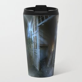 Horror hallway Travel Mug