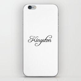 Kingston iPhone Skin