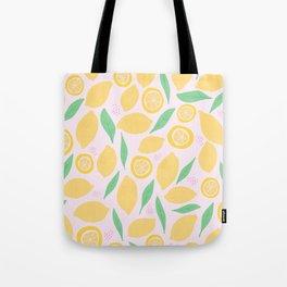 Pink Lemonade II Tote Bag