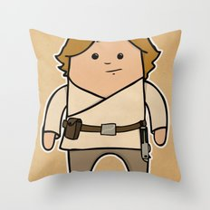 Luke Throw Pillow