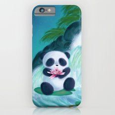 Panda Lilly Slim Case iPhone 6s