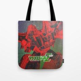 Transformers Zone / Dai Atlas Tote Bag