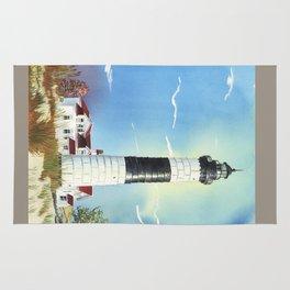 Big Sable Point Lighthouse Rug