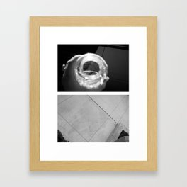Portals Framed Art Print
