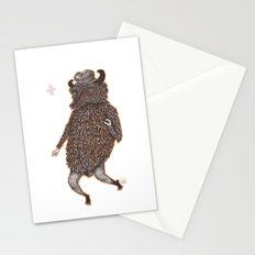 movin & groovin' Stationery Cards