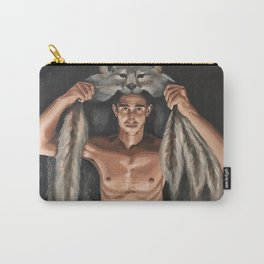 Removing the Old Kingdom Carry-All Pouch
