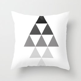 Formation lvl.3 Throw Pillow