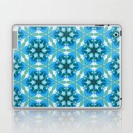 Kaleidoscopic Lagoon Laptop & iPad Skin