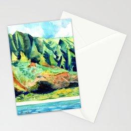 Kauai's Na Pali Coast Stationery Cards