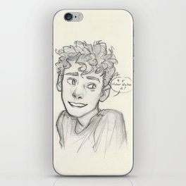 Victor Victor Two iPhone Skin