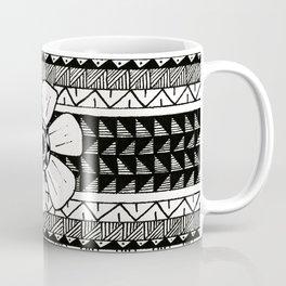 Geometric Flower Coffee Mug