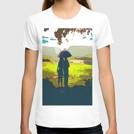 Kentuck Knob admiring the view T-shirt