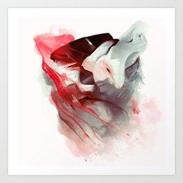 Damp Squib Art Print