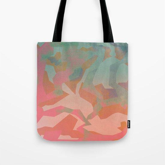 Camouflage IX Tote Bag