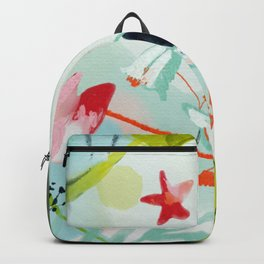 my summer garden Backpack