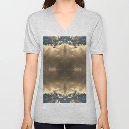 CloudPuffallow Unisex V-Neck