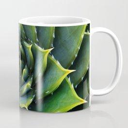 Green and thorns Coffee Mug