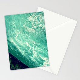 Rushing Madness Stationery Cards