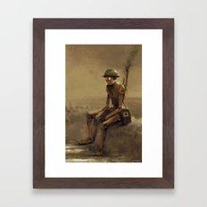 medic Framed Art Print