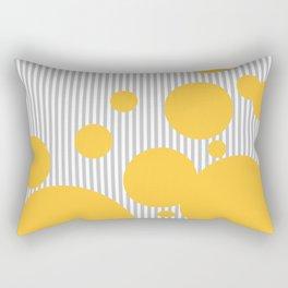Lemon sorbet Rectangular Pillow
