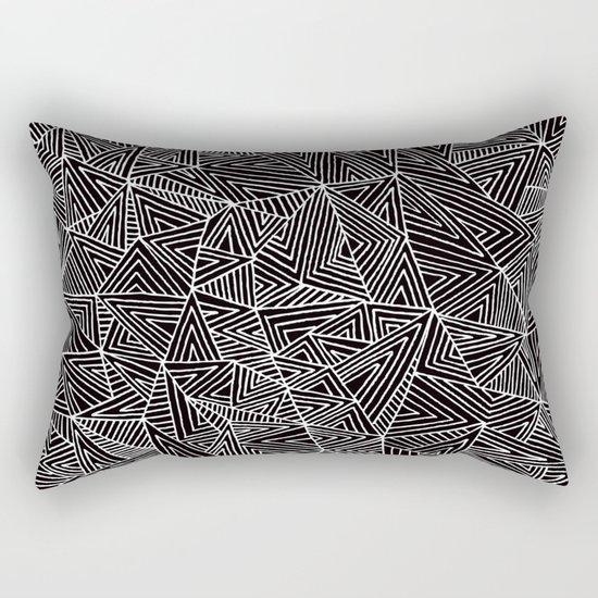 Altiro Studio Crystals Rectangular Pillow
