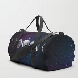 Phases of the Moon Duffle Bag