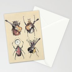 Meet the Beetles Stationery Cards