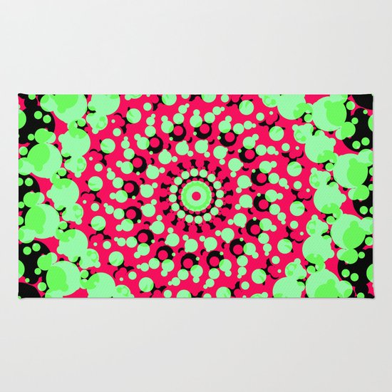 Dream #1 - Androids Dream of Electric Sheep Rug