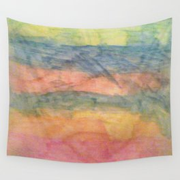 Abstract Stripes Wall Tapestry