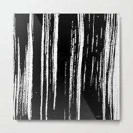 Frozen Falls No. 3 Metal Print