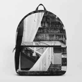 Grandstand Concrete Steps Backpack